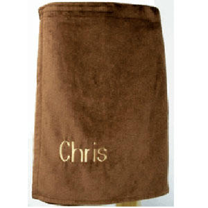 Mens Towel Wrap