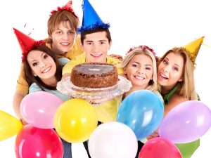 Birthdays – Teens