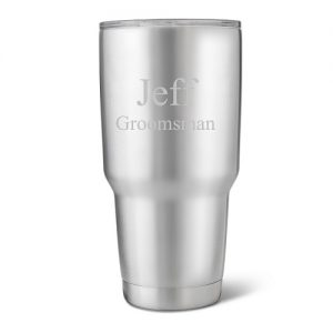 Personalized Tumblers and Glassware